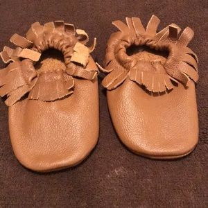 Other - Leather Mocs